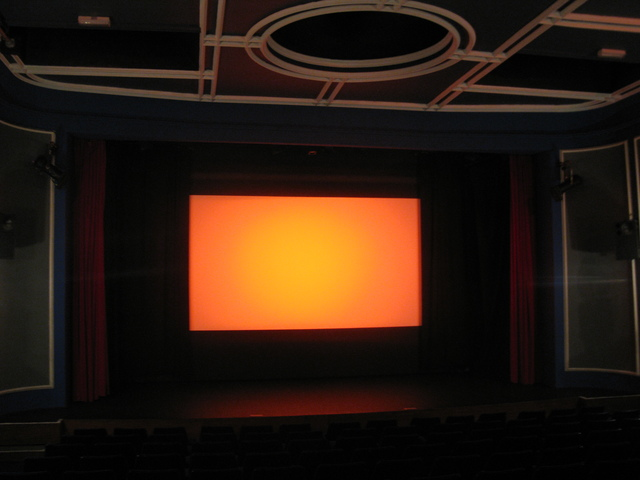 22 Oct 2012 Auditorium