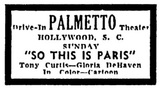 Palmetto Drive-In