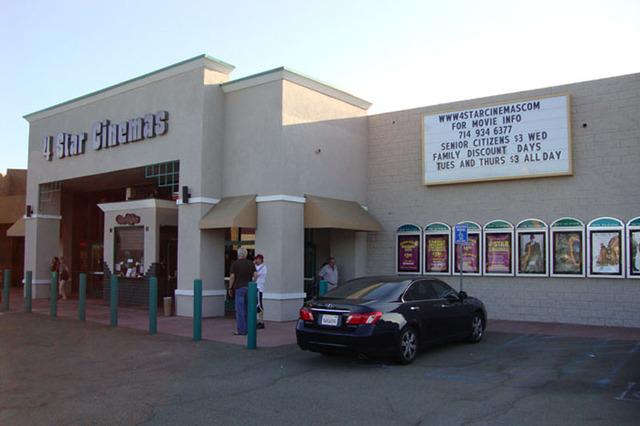 Four Star Cinema in Garden Grove CA Cinema Treasures