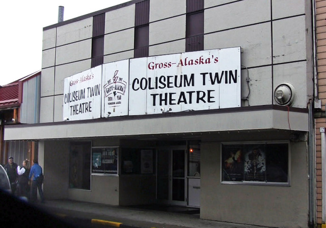 Coliseum Twin Theatre Ketchikan