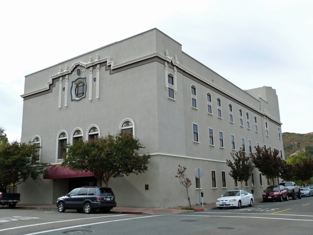 County Defender's Office Martinez (Former State Theatre)