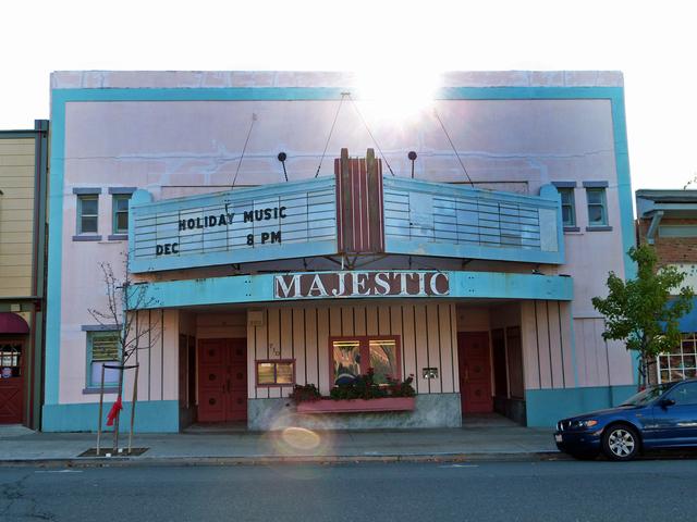 Majestic Theatre Benicia