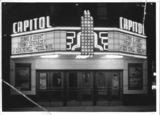Capital Theater Racine, WI 1941.