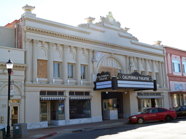 California Theatre Pittsburg