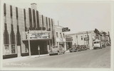 WARD Theatre, Mount Pleasant, Michigan, 1940s.