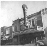Granada Theater between 1939 and 1943 (approx)