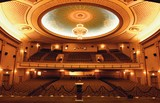 Interior of Count Basie Theatre