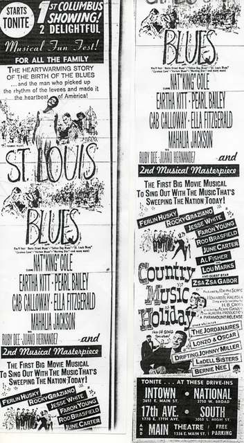 """St. Louis Bles""/""Country Music Holiday"""