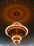 The Basie's Chandelier