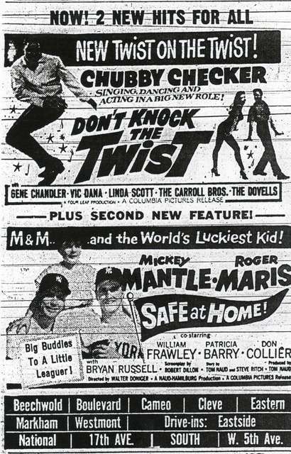 """""""Don't Knock the Twist""""/""""Safe at Home"""""""