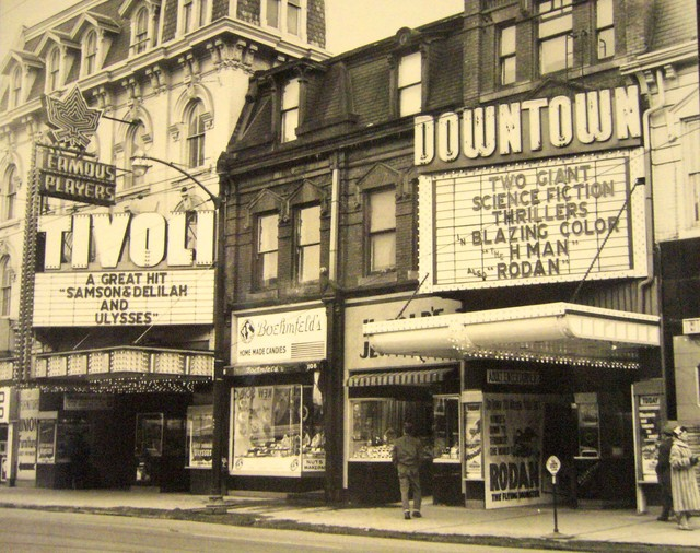 Tivoli in 1960