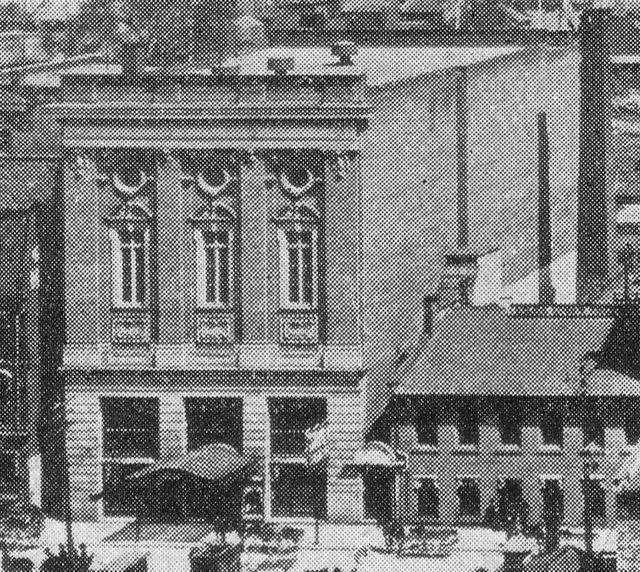Savoy Theatre in 1910