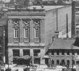 Savoy Theatre in 1910
