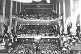 Interior in 1907