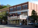 Capitol Theatre Marquee - October 2010