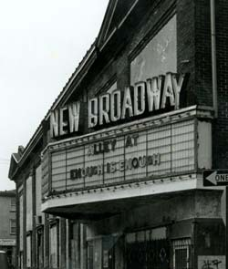 BROADWAY aka NEW BROADWAY aka RUBY Theater