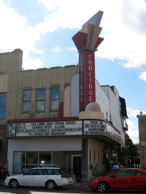 Coolidge Corner Theatre - December, 2009