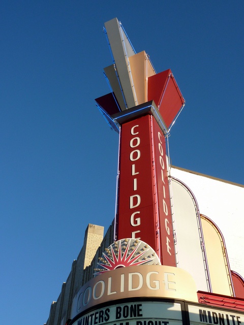 Coolidge Corner Theatre - July, 2010