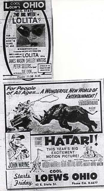 """""""Lolita""""/""""Hatari!"""""""