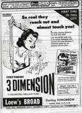 &quot;3 Dimension&quot;