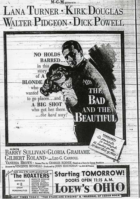 """The Bad and the Beautiful"""