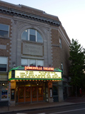 Somerville Theatre - July, 2010