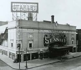 STANLEY THEATER SW corner of S 19TH ST and MARKET ST