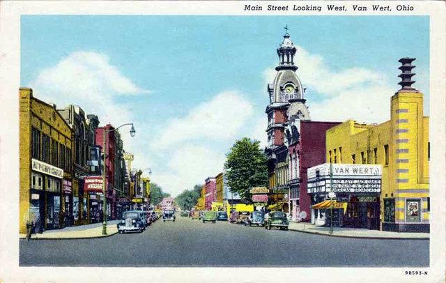 Van Wert (OH) United States  city photos gallery : Van Wert Cinemas in Van Wert, OH Cinema Treasures
