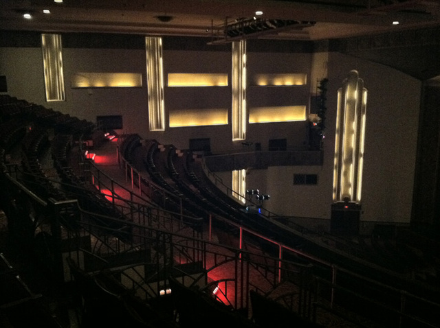 F m kirby center for the performing arts in wilkes barre for Open balcony in a theatre
