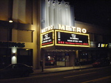 <p>Metro is still a movie theater with multiple screens. Within the new 'Arts District' of San Juan across from the new Museum of Contemporary Art.</p>
