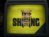 31 Oct 2012 poster outside the theater