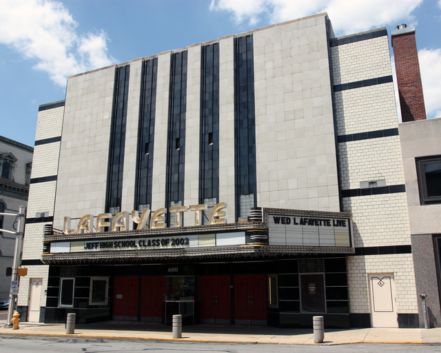 Lafayette Theater, Lafayette, IN
