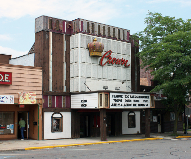 Crown Theater, Crown Point, IN
