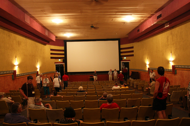 Fowler Theatre, Fowler, IN