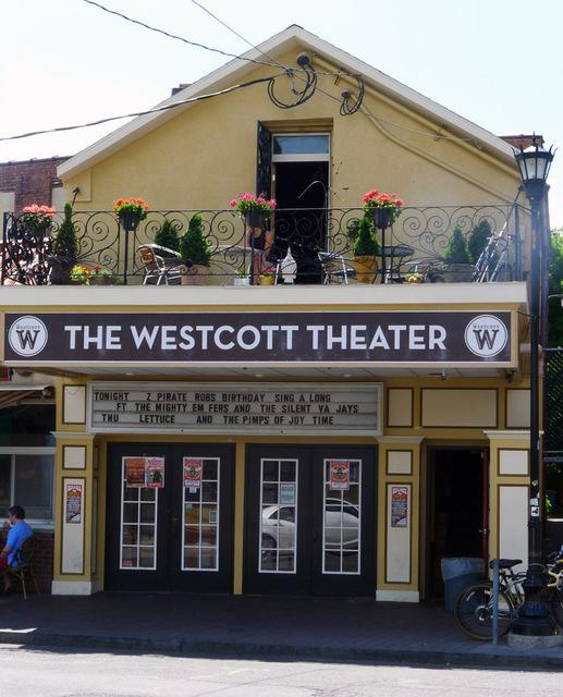 Westcott Cinema, Syracuse, NY