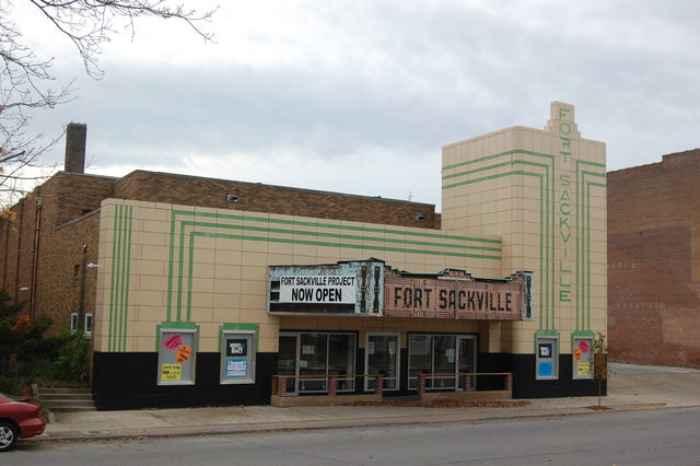 Fort Sackville Theater