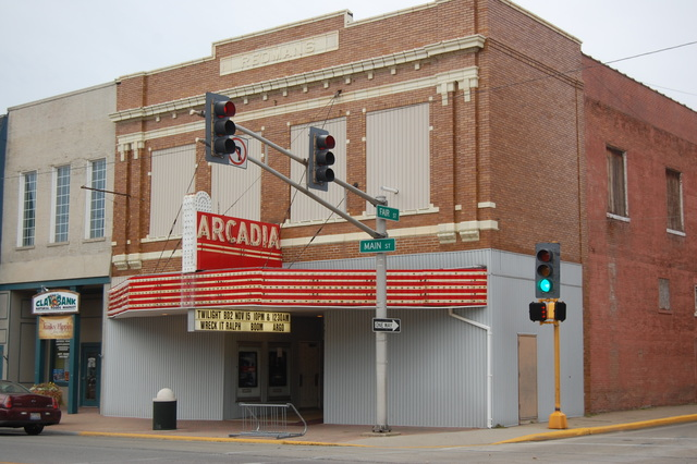 Arcadia Cinema