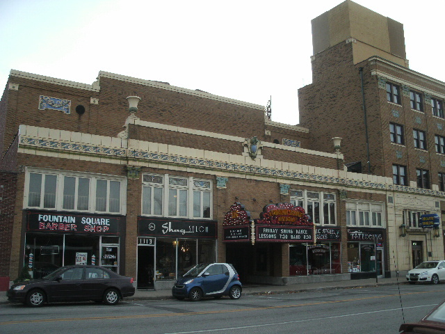 Fountain Square Theatre