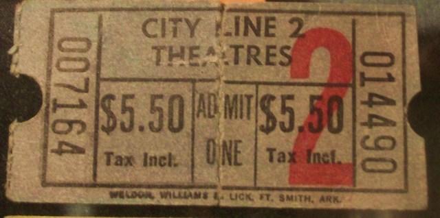 city line theatre