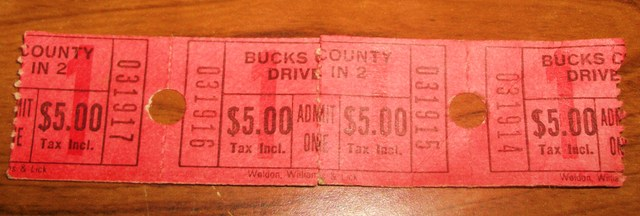 Bucks County Drive-In