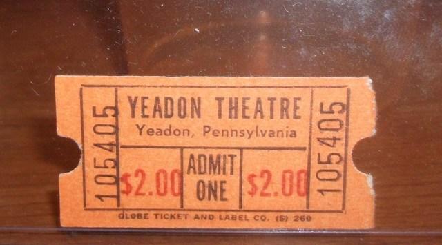 Yeadon Theatre