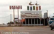 Oasis Drive In Davenport, Iowa