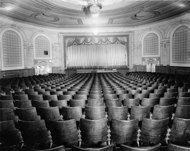 Interior in 1946