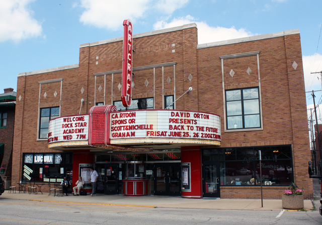 Artcraft Theatre, Franklin, IN