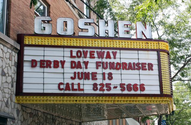 Goshen Theatre, Goshen, IN