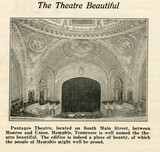 Pantages Theatre, Memphis, Tennessee