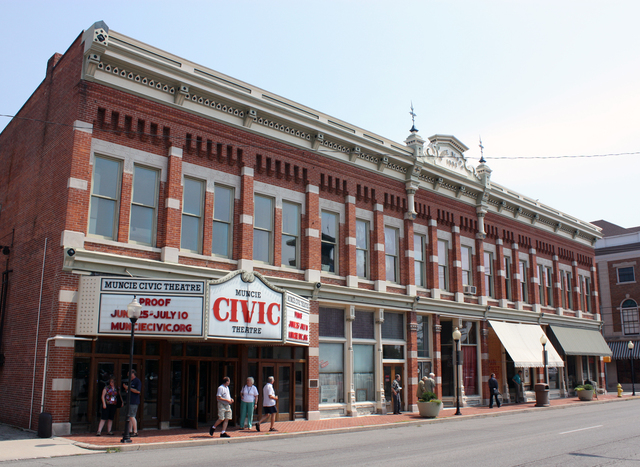 Muncie Civic Theatre, Muncie, IN