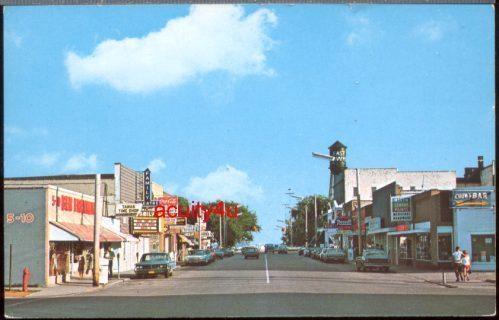 FAMILY Theatre; East Tawas, Michigan.
