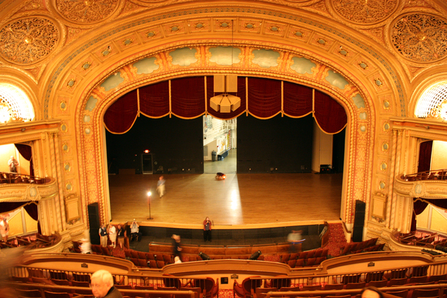 Morris Performing Arts Center, South Bend, IN