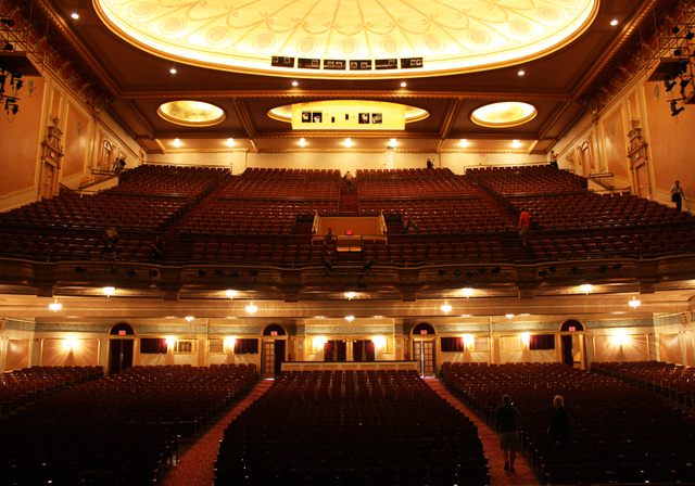 Morris Performing Arts Center In South Bend In Cinema